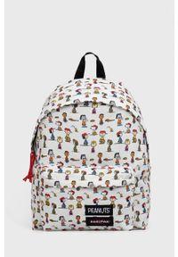 Eastpak - Plecak X Peanuts. Kolor: biały