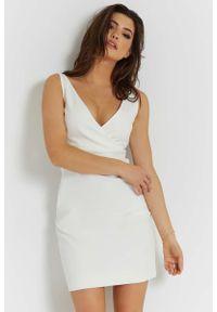 Sukienka IVON na ramiączkach, ołówkowa, elegancka