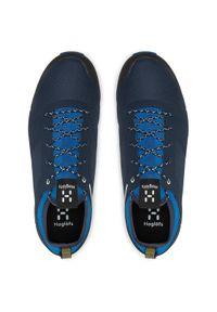 Haglöfs Trekkingi L.I.M. Low Men 498470 Granatowy. Kolor: niebieski. Sport: turystyka piesza #3