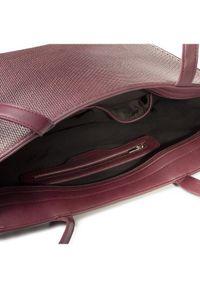 DeeZee Torebka RX1273 Bordowy. Kolor: czerwony