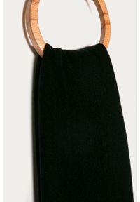 Czarny szalik AllSaints