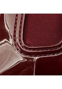 Czerwone kalosze Gioseppo z cholewką, klasyczne