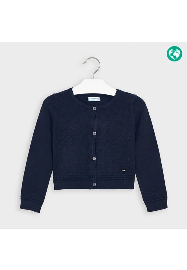 Niebieski sweter Mayoral