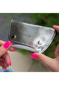 Srebrny portfel FELICE