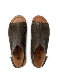 Brązowe sandały Remonte