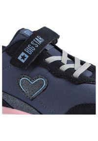 Big-Star - Sneakersy BIG STAR HH374110 Granat #3