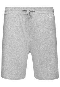Szare spodenki sportowe Calvin Klein Underwear