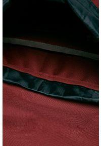 Lefrik - Plecak. Kolor: czerwony. Wzór: paski