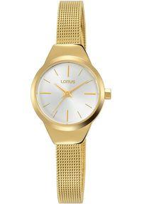 Złoty zegarek Lorus