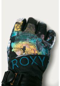 Czarne rękawiczki Roxy