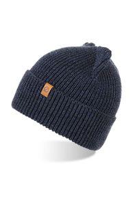 Niebieska czapka BRODRENE na zimę