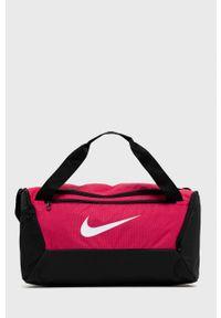 Nike - Torba. Kolor: różowy