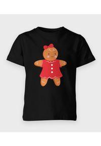 MegaKoszulki - Koszulka dziecięca Pani piernik. Materiał: bawełna
