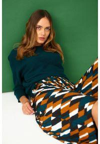 Greenpoint - Plisowana spódnica