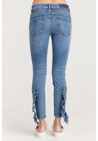 JEANSY JOLLY Sportmax Code. Stan: podwyższony. Materiał: jeans. Styl: klasyczny