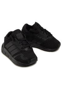 Adidas - adidas Buty Swift Run X I FY2187 Czarny. Kolor: czarny. Sport: bieganie