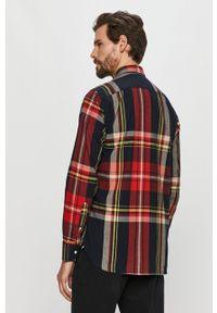 TOMMY HILFIGER - Tommy Hilfiger - Koszula. Okazja: na co dzień. Typ kołnierza: button down. Materiał: tkanina. Długość rękawa: długi rękaw. Długość: długie. Styl: casual
