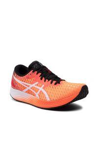 Asics Buty Hyper Speed 1012A899 Pomarańczowy. Kolor: pomarańczowy