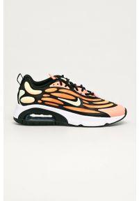 Wielokolorowe buty sportowe Nike Sportswear z cholewką, Nike Air Max, na obcasie, na średnim obcasie