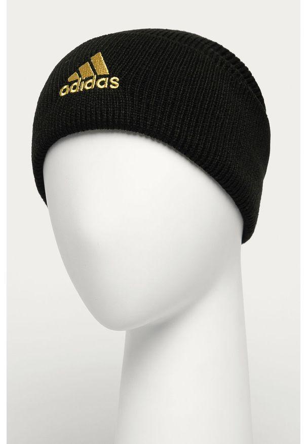 Czarna czapka adidas Performance