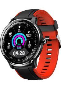 Smartwatch Manta SWT05BP Czerwony (SWT05BP). Rodzaj zegarka: smartwatch. Kolor: czerwony