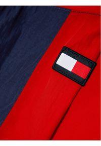 TOMMY HILFIGER - Tommy Hilfiger Kurtka przejściowa Bold KS0KS00186 D Czerwony Regular Fit. Kolor: czerwony