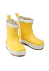 Żółte kalosze Reima
