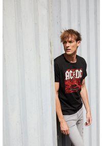 medicine - Medicine - T-shirt bawełniany Licence Mix. Kolor: czarny. Materiał: bawełna. Wzór: nadruk
