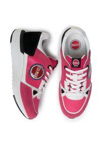 Różowe buty sportowe Colmar #7