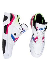 Białe buty skate Converse