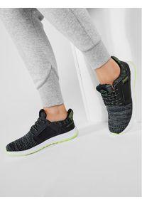 Kappa Sneakersy Feeny 242683 Szary. Kolor: szary