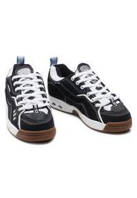 Globe - Sneakersy GLOBE - Ct-IV Ckassic GBCTIVC10048 Black/White/Gum. Okazja: na co dzień. Kolor: czarny. Materiał: skóra, nubuk. Szerokość cholewki: normalna. Styl: casual