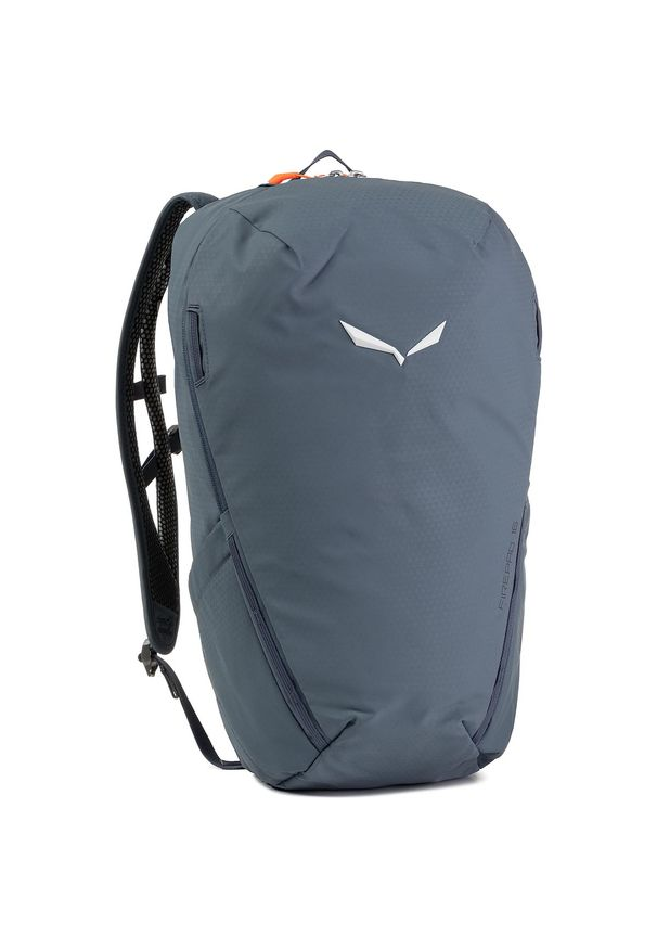 Szara torba na laptopa Salewa