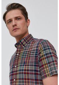 Polo Ralph Lauren - Koszula bawełniana. Okazja: na co dzień. Typ kołnierza: polo. Materiał: bawełna. Styl: casual