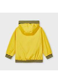 Mayoral Kurtka przejściowa 3415 Żółty Regular Fit. Kolor: żółty