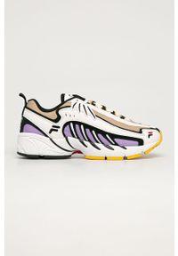 Wielokolorowe buty sportowe Fila z cholewką, na sznurówki