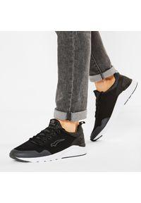 Bagheera - Sneakersy BAGHEERA - Dash 86397-7 C0102 Black/Dark Grey. Okazja: na co dzień. Kolor: czarny. Materiał: materiał. Szerokość cholewki: normalna. Styl: elegancki, sportowy, casual