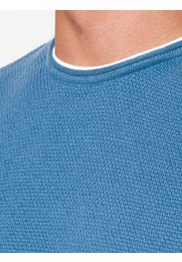 Niebieski sweter Ombre Clothing casualowy, na co dzień