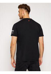 Musto T-Shirt Tokyo 81183 Czarny Regular Fit. Kolor: czarny #4