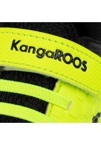 Żółte półbuty KangaRoos na spacer, na rzepy, z cholewką #7