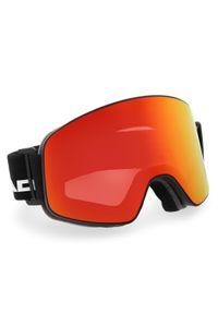 Czerwone okulary przeciwsłoneczne Head