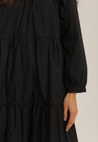 Czarna sukienka mini Renee #5