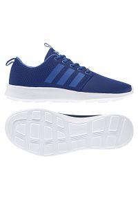 Adidas - Buty sneakers adidas Cloudfoam Swift Racer DB0698. Materiał: guma. Szerokość cholewki: normalna. Model: Adidas Racer, Adidas Cloudfoam