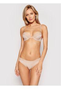 Calvin Klein Underwear Figi klasyczne 000QF5153E Beżowy. Kolor: beżowy