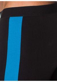 Czarne bokserki bonprix długie