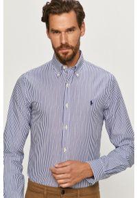 Polo Ralph Lauren - Koszula. Typ kołnierza: polo. Materiał: tkanina