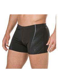 Kąpielówki męskie na basen Speedo Sport Panel 811364. Materiał: tkanina, materiał. Długość: długie