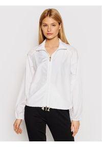 Armani Exchange Kurtka przejściowa 3KYB29 YNMAZ 1100 Biały Regular Fit. Kolor: biały