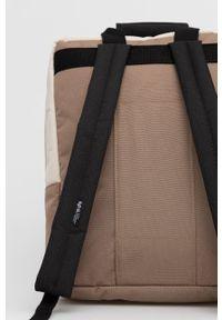 Lefrik - Plecak. Kolor: beżowy. Materiał: poliester