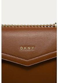Listonoszka DKNY na ramię, mała